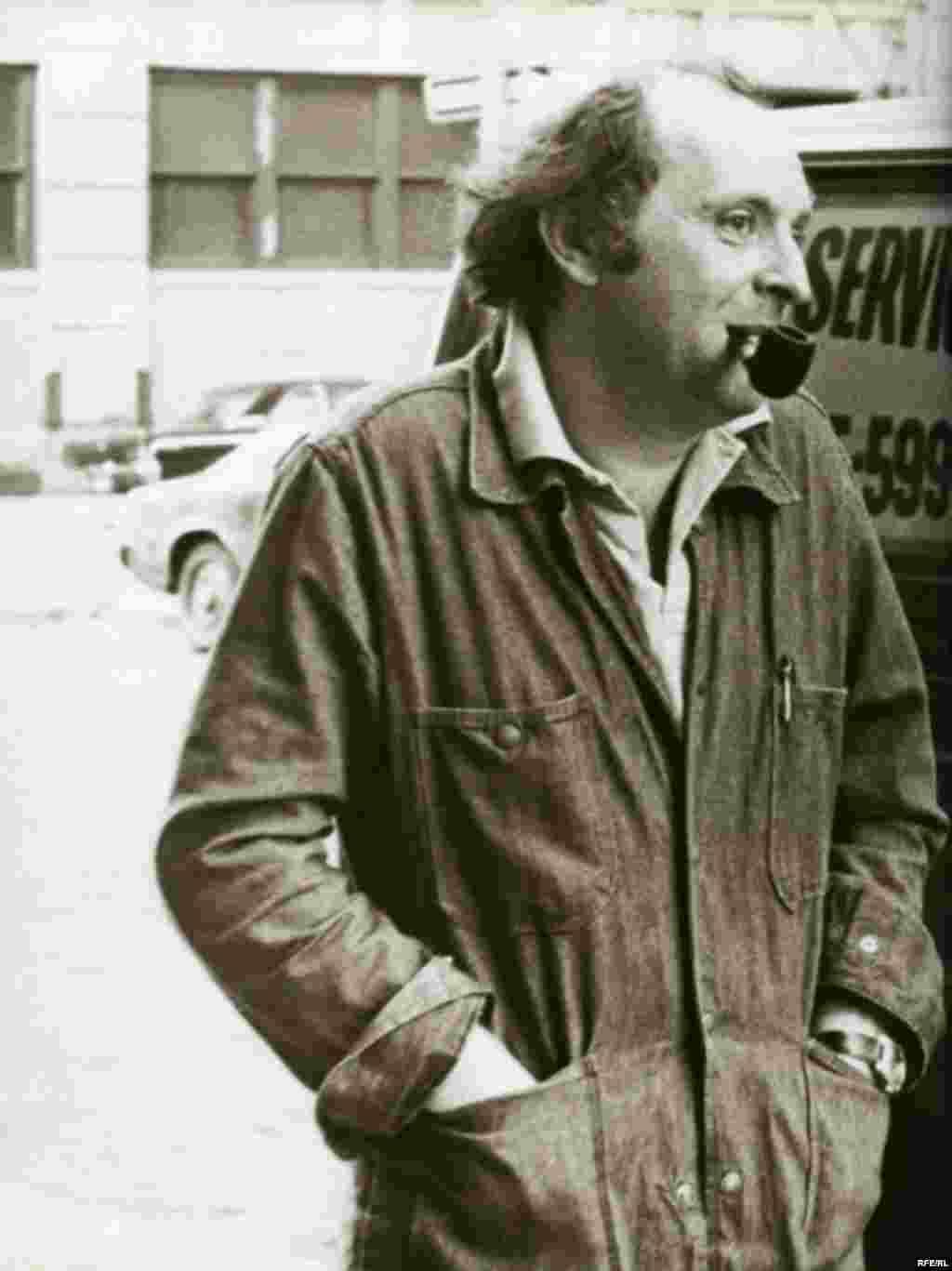 Brodsky In New York - 44 Morton Street #11