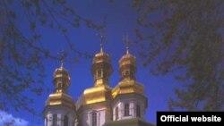 Всіхсвятська церква – одна з дванадцяти, збудованих коштом Івана Мазепи (фото з сайту www.kplavra.kiev.ua)