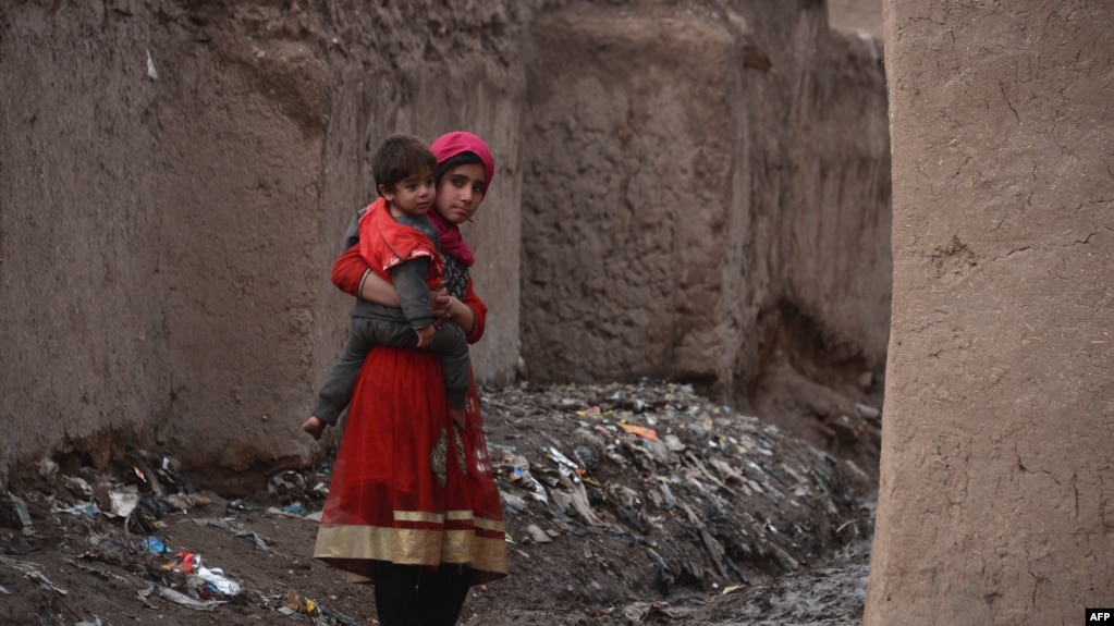 Not Even Dogs Live Like This' -- Afghan Refugees Return Home To Find