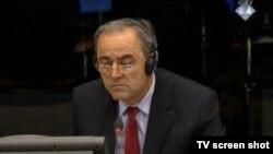 Dobrislav Planojević u sudnici 28. ožujka 2013.