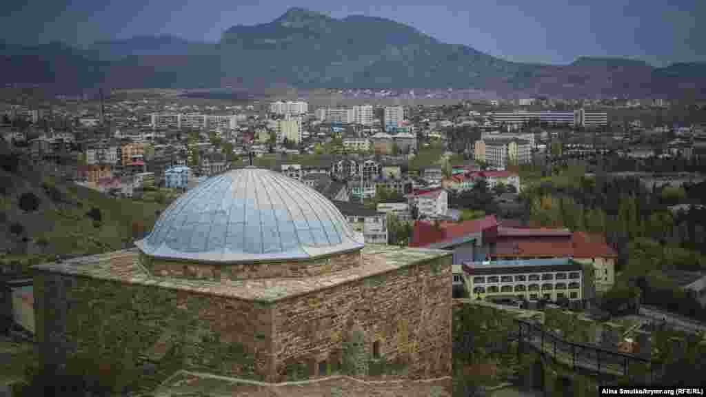 Минулого року російський уряд Криму вніс фортецю до федерального списку об'єктів культурної спадщини