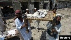 گفته میشود بیش از ۴۰ مغزه در اثر انفجار تخریب شدند