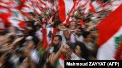 اعتراضات در جنوب لبنان