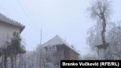 Selo Krneta u blizini Knjaževca