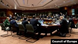 Samiti i BE-së, fioto nga arkivi