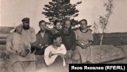 Педагогический коллектив Широковской школы-интерната им. Я.М. Свердлова