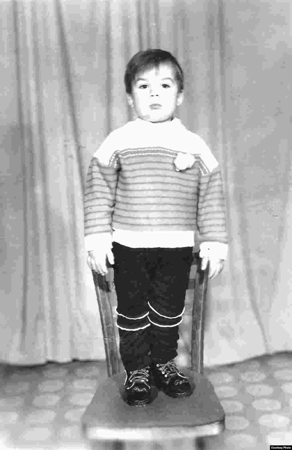Денис Луцкевич, фото из личного архива
