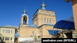 Aşgabat, Keramatly Alekandr Newskiý ybadathanasy