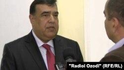 Абдуджаббор Рахмонзода, помощник президента РТ по вопросам социального развития и связям с общественностью
