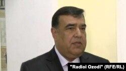 Абдуджаббор Рахмонзода, новый посол Таджикистана в Узбекистане.