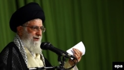 """In the nuclear issue, arrogants have made their best to bring Iran to its knees, but they were not able and will not be able to do so,"" according to a tweet attributed to Supreme Leader Ayatollah Ali Khamenei."