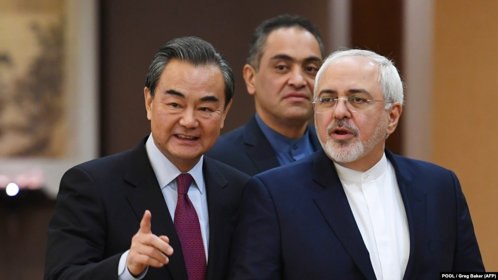 وزیر خارجه چین بر تداوم همکاریها با ایران تاکید کرد