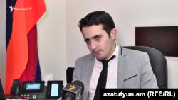 Заместитель министра юстиции Тигран Хачикян (архив)
