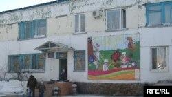 Детский сад государственной формы собственности на улице Аблайхана. Астана, март 2009 года.