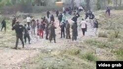 8 мая на таджикско-кыргызской границе произошло вооруженное столкновение, были раненые с обеих сторон