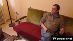 54-летний житель Гамбурга Арно Дюбель
