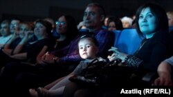 На концерте татарской эстрады. Архивное фото