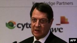 Кипарскиот претседател Никос Анастасијадис