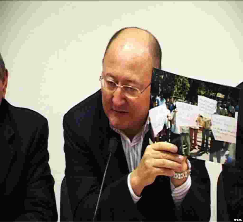 Тайны смерти Алтынбека Сарсенбаева #17