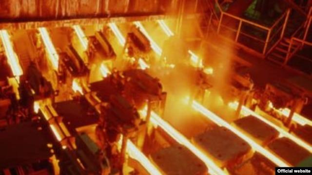 Uzina metalurgică de la Râbniţa