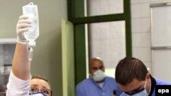 Здравствени работници