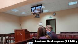 Рассмотрение дела Светланы Прокопьевой в Пскове