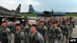 Američke trupe stižu u Poljsku