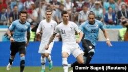 Денешниот меч меѓу Франција и Уругвај