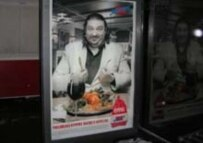 An advert for Russian chicken in Moscow (file photo) (RFE/RL)