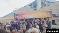 Фестиваль ачылышы