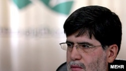 علی اکبر جواتفکر مشاور مطبوعاتی رئیس جمهوری ایران