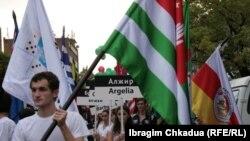 Главным событием 2011 года Аслан Бганба назвал Чемпионат мира по домино, который прошел в столице Абхазии