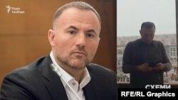 У фойє готелю The Ritz-Carlton Herzliya журналісти зафіксували Павла Фукса