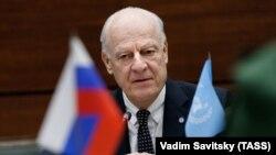 Специальный представитель ООН по Сирии Стаффан де Мистура