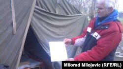 Pismo Vladi RS, foto: Milorad Milojević