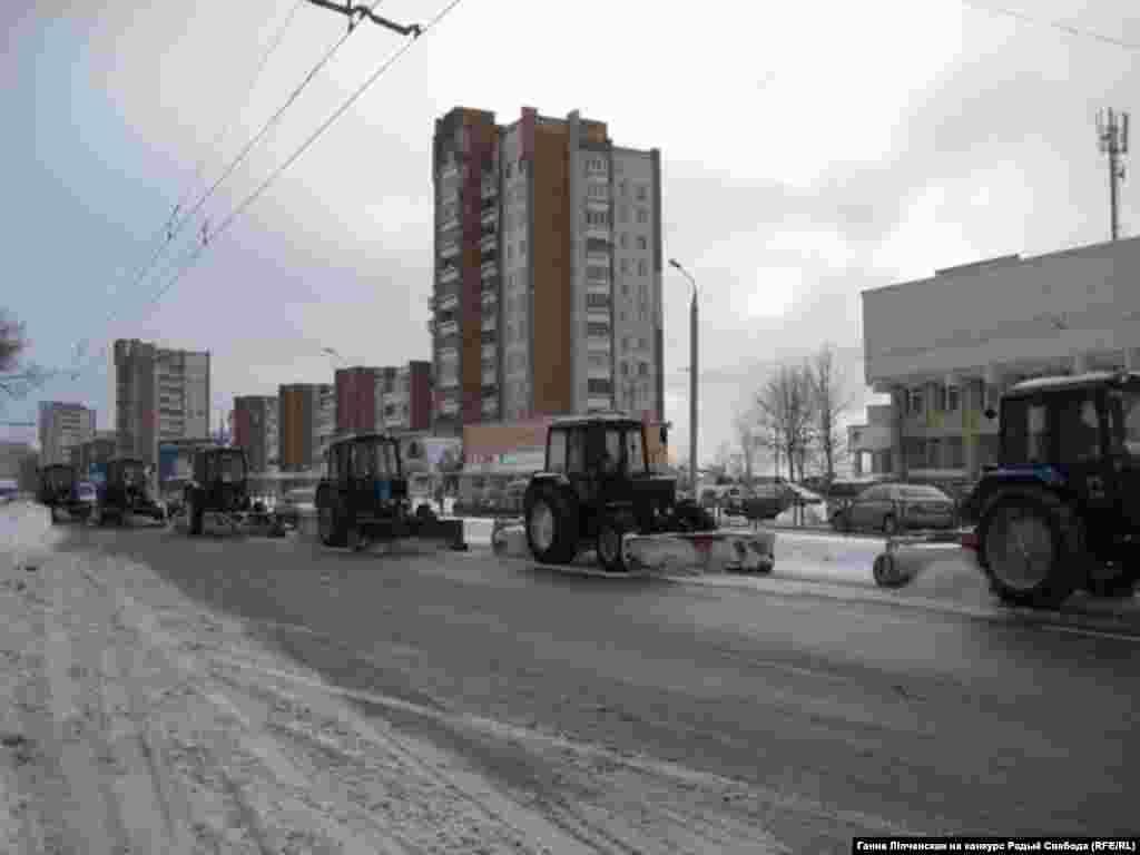 аўтар Ганна Ліпчанская