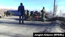В 2014 году на этом участке произошла перестрелка между таджикскими и киргизскими пограничниками