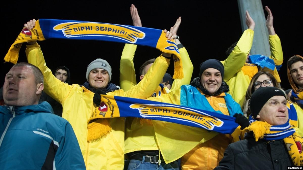 Футбол: Украина победила Литву 3-0 в отборе на «Евро-2020»