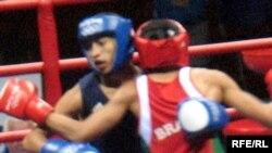 Среди участников финальных боев по боксу четыре кубинца, два роcсиянина и два китайца