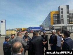 Кыргызские мигранты в России.