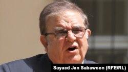 د افغانستان دفاع پخوانی وزیر عبدالرحیم وردګ