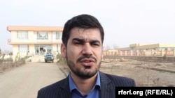 سید محمود دانش سخنگوی والی کندز