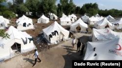 Migrantski kamp Vučjak