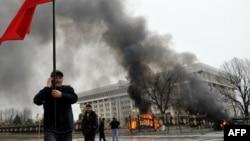 Бишкек. 7-апрель, 2010-жыл.