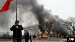 Бишкек. 7-апрель, 2017-жыл.