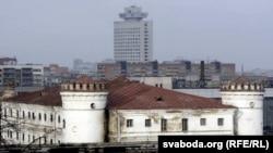 СІЗА «Валадарка» — Пішчалаўскі замак
