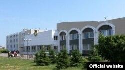 Чаллы дәүләт педагогия университеты бинасы