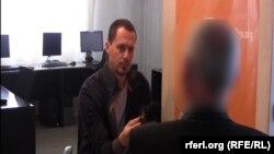 Arton Konushevci u razgovoru sa