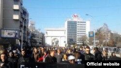 Од опозициските протести по декемврискиот инцидент