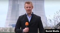 Станіслаў Івашкевіч, журналіст